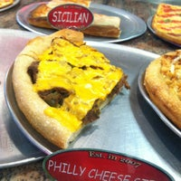 Photo taken at Billy's Pizza by Dan M. on 1/13/2013