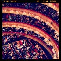 Photo taken at Royal Opera House by MaSovaida M. on 1/2/2013