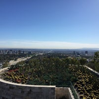 Photo taken at The Getty Center by Cayla C. on 12/28/2016