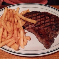 Photo taken at Wild Jack's Steaks & BBQ by Dina C. on 3/3/2015