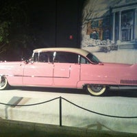 Photo taken at Elvis Presley Automobile Museum by Jeannie E. on 2/1/2013