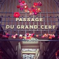 Photo prise au Passage du Grand Cerf par Eleonore B. le5/29/2013