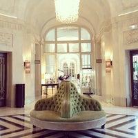 Trianon palace versailles a waldorf astoria hotel notre - Piscine bassins anniversaire versailles ...