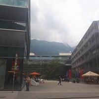 Photo taken at Universitätsstrasse by Giorgio M. on 7/23/2018