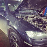 Photo taken at bmw store Измайлово by Юрий О. on 5/16/2014