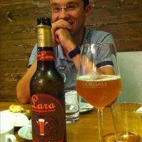 Photo taken at Inu Sardinian wine bar by C N. on 8/23/2013