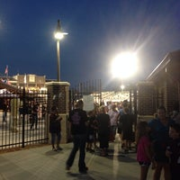 Photo taken at Jenks High School Football Stadium by Matt W. on 9/28/2013