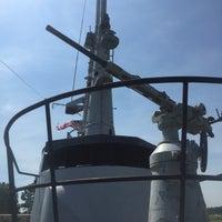 Photo taken at USS Batfish Memorial by Matt W. on 9/5/2015