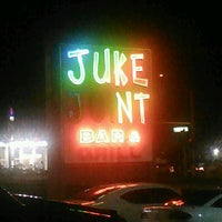 Photo taken at The Juke Joint by Sally S. on 3/14/2013