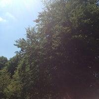 Photo taken at Calderstones Park by Paul B. on 6/7/2013