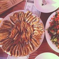 Photo taken at Laz'ın Yeri Balık Evi by Gözde . on 1/1/2013