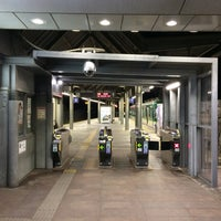 Photo taken at Sakamoto-hieizanguchi Station (OT21) by まつ mt40mh on 2/18/2018