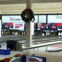Photo taken at Country Lanes North by Scott N. on 12/22/2012