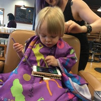 Photo taken at Thorps Hair Cuts and Color by Anthony D. on 6/24/2017