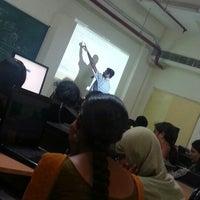 Photo taken at Lab (gitam university) by Dheeru on 1/25/2013