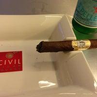 Foto scattata a Civil Cigar Lounge da William P. il 6/16/2013