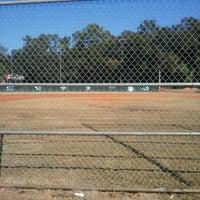 Photo taken at W. O. Lott Park by Shunda R. on 11/19/2012
