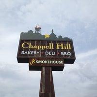 Photo taken at Chappel Hill Bakery & Deli by Douglas W. on 7/14/2013