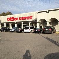Photo taken at Office Depot by Douglas W. on 1/19/2013