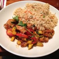 Photo taken at P.F. Chang's by Douglas W. on 12/15/2012