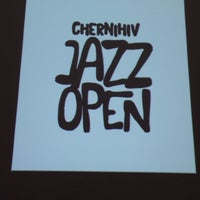 Photo taken at Chernihiv Jazz Open by Ирина Г. on 9/26/2014