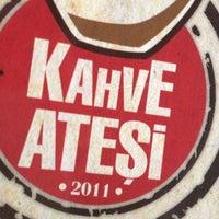 1/4/2013 tarihinde Denizhan K.ziyaretçi tarafından Kahve Ateşi'de çekilen fotoğraf
