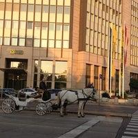 Photo taken at Raiffeisen Zentralbank Österreich AG (RZB AG) by Sherry B. on 10/2/2014