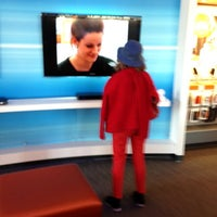 Photo taken at AT&T by Billy F. on 12/16/2012