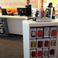 Photo taken at AT&T by Billy F. on 11/25/2012