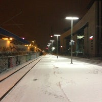 Photo taken at S Eschborn by Daniel D. on 1/16/2013