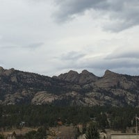 Photo taken at Rocky Mountain Park Inn by Michelle H. on 4/22/2014