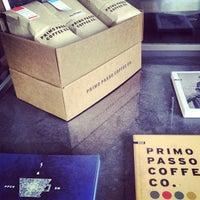 Снимок сделан в Primo Passo Coffee Co. пользователем Vanessa W. 3/14/2013