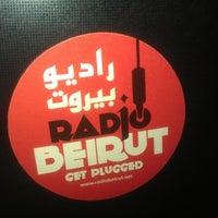 Photo taken at Radio Beirut by Philip F. on 2/6/2013