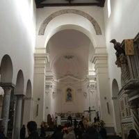 Photo taken at San Pantaleone by Takeshi I. on 3/31/2013