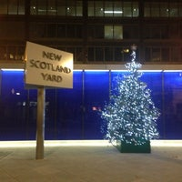 Photo taken at New Scotland Yard by Takeshi I. on 11/15/2012