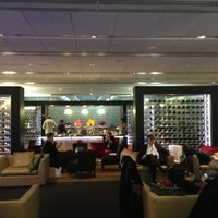Photo taken at BA Galleries First Lounge by Takeshi I. on 12/7/2012