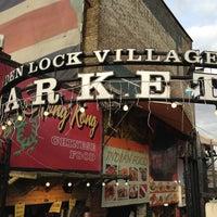 Photo taken at Camden Lock Village by Takeshi I. on 2/16/2013