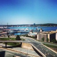 Photo taken at Delta Halifax by Ryan M. on 7/14/2013
