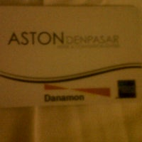 Photo taken at Aston Denpasar Hotel & Convention Center by Ristu M. on 11/7/2012