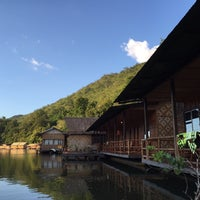 Photo taken at River Kwai Jungle View Resort by ♥NanNi♥ S. on 11/12/2016
