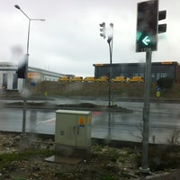 Photo taken at Dhl Express by Ercan Kelleci on 2/15/2013