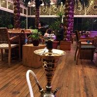 2/21/2018 tarihinde Safaa M.ziyaretçi tarafından Cratos Nargile Café'de çekilen fotoğraf