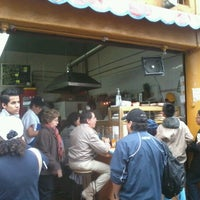 Photo taken at Taqueria Aguayo by Mexico M. on 11/4/2012