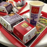 Photo taken at McDonald's by Дмитрий on 2/11/2013