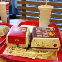 Photo taken at McDonald's by Дмитрий on 1/9/2013