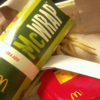 Photo taken at McDonald's by Giselle S. on 1/10/2013