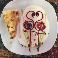 Photo taken at Cafe Margaux Restaurant by carla b. on 8/13/2015