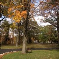 Photo taken at Roosevelt Park by Olga V. on 10/19/2013