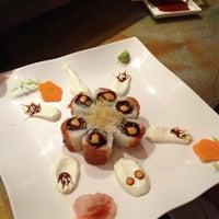 Photo taken at Koko Sushi Bar & Lounge by Olga V. on 11/30/2012