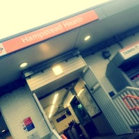 Photo taken at Hampstead Heath London Overground Station by Anthony I. on 11/13/2012